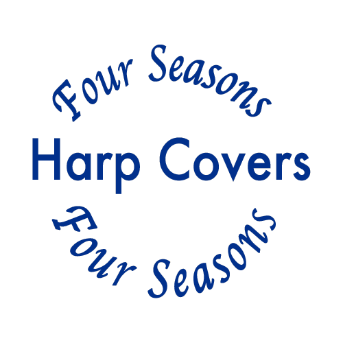 Four Seasons Harp Covers